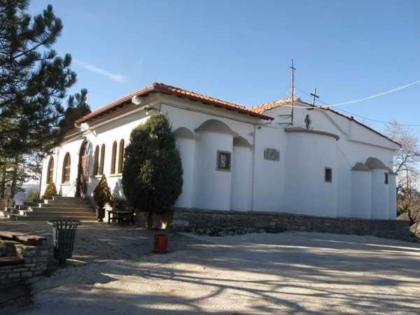 Πανηγυρίζει ο Ιερός Ναός του Προφήτη Ηλία Κοζάνης
