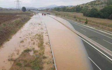 Ορίστηκαν οι περιοχές όσων επλήγησαν από τις πλημμύρες σε Γρεβενά και Κοζάνη