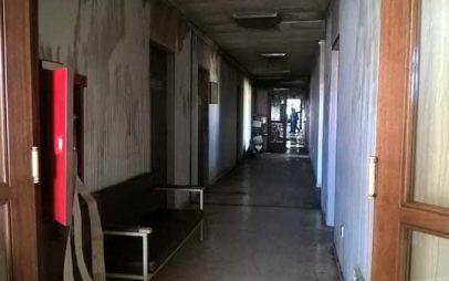 Ο αμίαντος του δικαστικού μεγάρου αφαιρέθηκε, το κτίριο παραδίδεται άμεσα