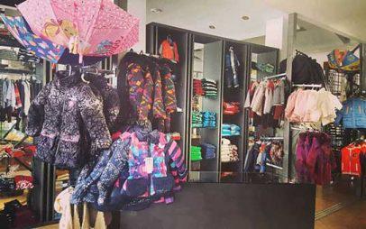Πολύχρωμα μπουφάν στη Maison Ioanni Savvidi