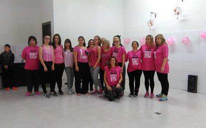 Ο Πολιτιστικός Σύλλογος Πλατάνια συμμετέχει στην εκστρατεία κατά του καρκίνου του μαστού με μία ώρα Zumba