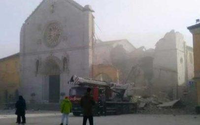 Νέος ισχυρός σεισμός 6,6 στην Ιταλία -Καταστροφές σε πολλές περιοχές