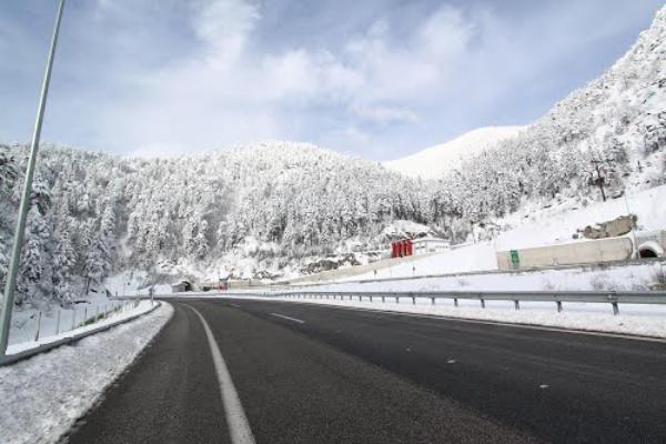 Αποτέλεσμα εικόνας για οδικό δίκτυο της Περιφέρειας Δυτικής Μακεδονίας