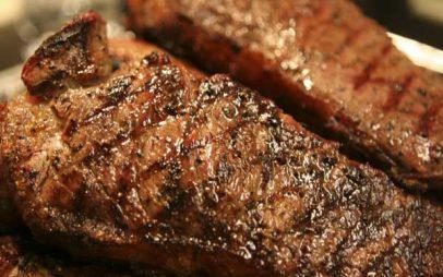 Ένα άρθρο για τον σωστο τρόπο ψησίματος Μοσχαρίσιου κρέατος στη σχάρα απο τον Executive Chef Γιώργο Καλογερίδη