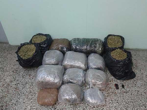 8,54 γραμμάρια κάνναβης σε μορφή σοκολάτας κατασχέθηκαν από 26χρονο στην Πτολεμαΐδα