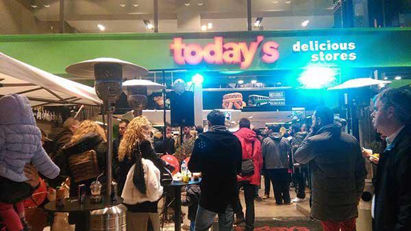 Το Today's Delicious Stores στην Κοζάνη έκλεισε έναν χρόνο και το γιόρτασε