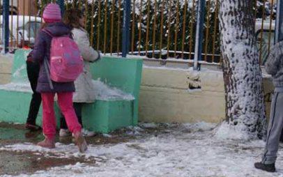ΚΛΕΙΣΤΑ τα σχολεία στο Δήμο Γρεβενών – μια ώρα αργότερα οι παιδικοί σταθμοί