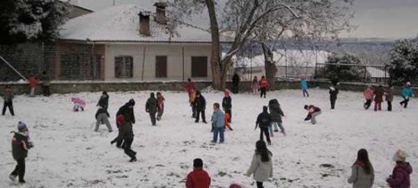 Τι ώρα θα λειτουργήσουν αύριο 17 Ιανουαρίου τα σχολεία του Δήμου Κοζάνης