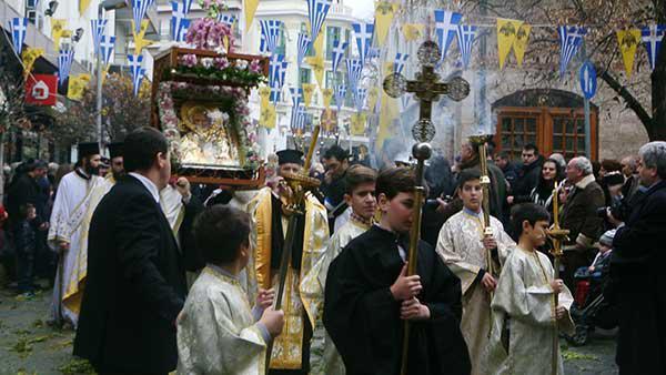 Όλη η Κοζάνη τίμησε τον προστάτη της Άγιο Νικόλαο