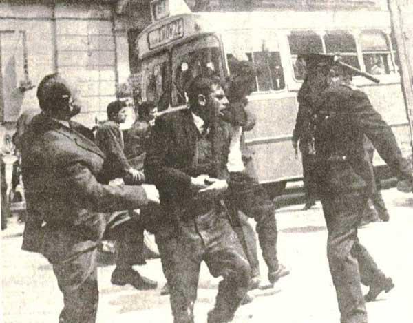 Χειμώνας του 34- Ηρωική διαδήλωση ανέργων στην Κοζάνη