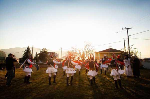 «Κοτσαμάνια 2016» στον Τετράλοφο Κοζάνη