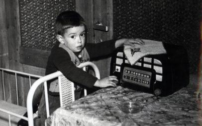 Από μικρός είχα μια αγάπη για το ραδιόφωνο!… Καλή Χρονιά σε όλους!!!!