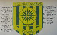 Διαμαρτυρόμαστε για την διαιτησία του Βρέσκα στον αγώνα Μακεδονικός Φούφα-Τηλυκράτης Λευκάδας