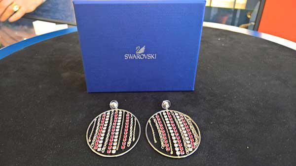 Η προσφορά του prlogos.gr – Ένα ζευγάρι σκουλαρίκια από το κατάστημα SWAROVSKI Κοζάνης