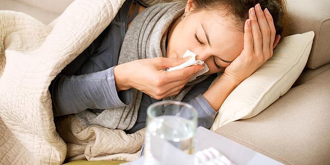Πως να προφυλαχθείτε από τη γρίπη, ιώσεις & γαστρεντερίτιδα