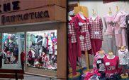 Η προσφορά του prlogos.gr: Μια παιδική φόρμα από το κατάστημα Κικής και μια νεανική γυναικεία πιτζάμα από τη βιοτεχνία PNN