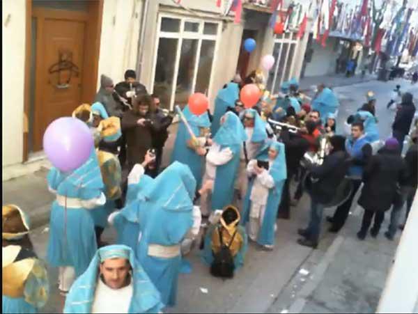 """""""Ραγκουτσάρια 2017"""": Ζωντανά η παρέλαση (web-tv live)"""