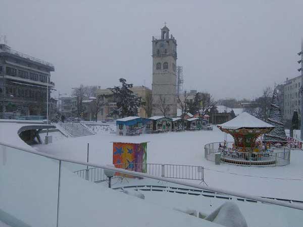 Έρχονται και νέες χιονοπτώσεις από την ερχόμενη εβδομάδα στη Δυτική Μακεδονία!