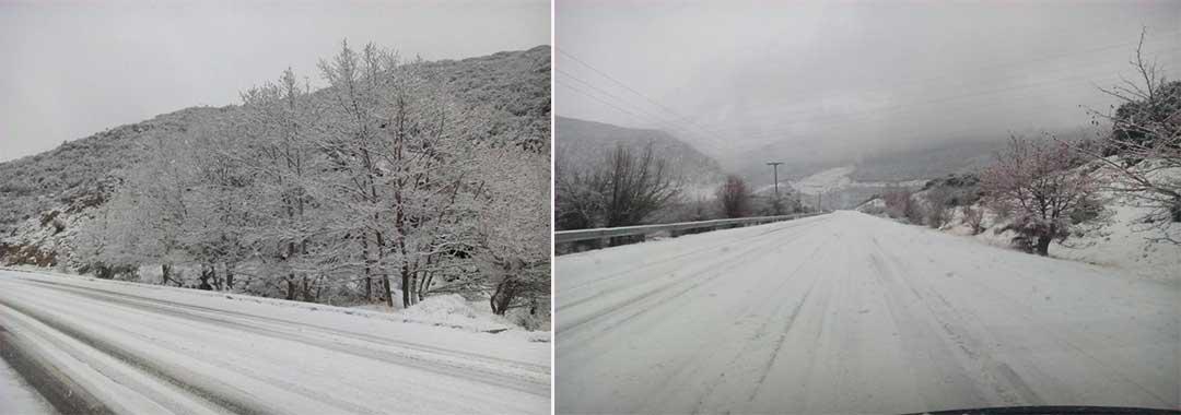 Η εξέλιξη του καιρού στη Δυτική Μακεδονία για τις επόμενες ημέρες