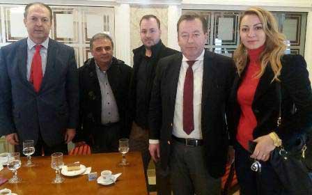 Στη Δυτική Μακεδονία ο Υφυπουργός Αγροτικής Ανάπτυξης και Τροφίμων Β. Κόκκαλης