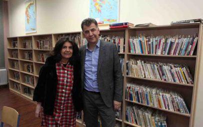 Παράδοση 2.000 βιβλίων στις φυλακές  Φελλίου Γρεβενών