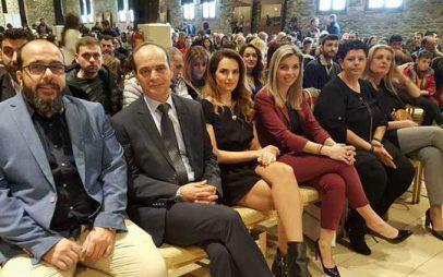 Έπαινοι σε αθλητές της Μακεδονικής Δύναμης από την Ένωση ΤΑΕΚΒΟΝΤΟ Βορείου Ελλάδος