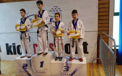 Με τρία μετάλλια επέστρεψε η Εορδαϊκή Δύναμη από το 1ο Προκριματικό Πρωτάθλημα