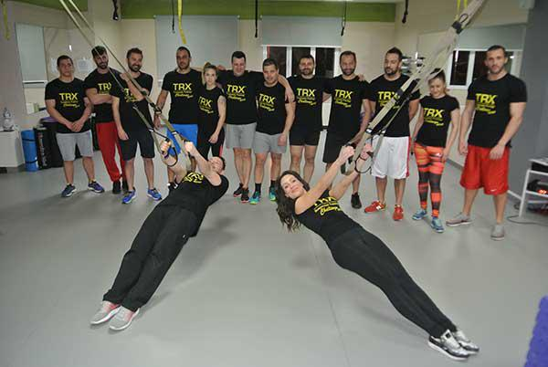 Με μεγάλη επιτυχία πραγματοποιήθηκε το πρώτο TRX challenge 40/40 στην Κοζάνη