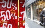Τέλος εκπτώσεων με πτώση του τζίρου για τα καταστήματα της Κοζάνης