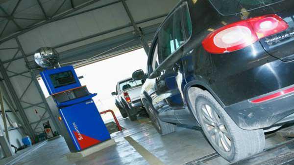 Αναστολή λειτουργίας της γραμμής ελαφρών οχημάτων  του Δημόσιου ΚΤΕΟ Κοζάνης