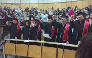 Τελετές ορκωμοσίας από το ΤΕΙ Δυτικής Μακεδονίας από τη ΣΔΟ και τη ΣΤΕΦ