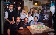 Με φίλους και καλό φαγητό γιόρτασε το εστιατόριο TIP-TOP τα 35 χρόνια λειτουργίας