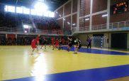 Στον τελικό κυπέλλου χάντμπολ ο ΠΑΟΚ – Καυτή ατμόσφαιρα στο κλειστό της Λευκόβρυσης