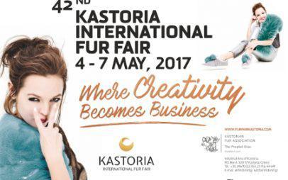 Όλα τα βλέμματα στραμμένα στην 42η Διεθνή Έκθεση Γούνας Καστοριάς
