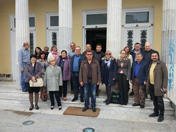 Ευρωπαϊκά σχολεία ξανά στο Γυμνάσιο της Αιανής