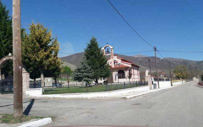 Εθελοντικός Καθαρισμός του χωριού Άγιος Χαράλαμπος στον Ελλήσποντο Κοζάνης