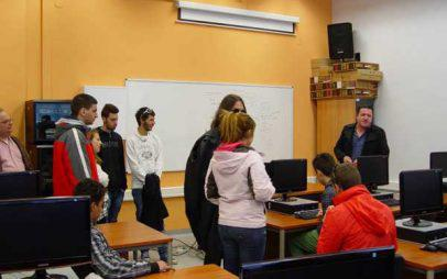 Το Τμήμα Μηχανικών Πληροφορικής του ΤΕΙ Δυτικής Μακεδονίας υπογράφει μνημόνιο συνεργασίας με το ΕΠΑΛ Καστοριάς