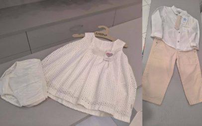 Η προσφορά του prlogos:Ένα φορεματάκι Marasil και ένα Marasil σύνολο για αγοράκι από το LoLLiPoP
