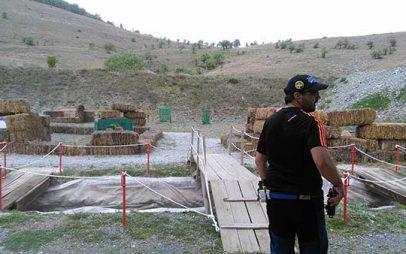 Ανεβασμένη αδρεναλίνη με το δάχτυλο στην σκανδάλη – Αγώνας πρακτικής σκοποβολής στην Κοζάνη