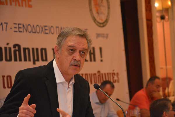 Πάρις Κουκουλόπουλος: «Άγγελος εξάγγελος»