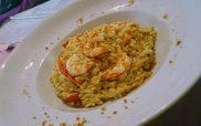 Κριθαράκι με γαρίδες, αυγοτάραχο Μεσολογγίου και εστραγκόν…Καλοκαιρινή συνταγή του Σεφ Γιώργου Καλογερίδη