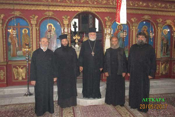 Εορτάζοντες Ναοί των Αγίων Κωνσταντίνου και Ελένης  στην Αρχιερατική Περιφέρεια Βελβεντού