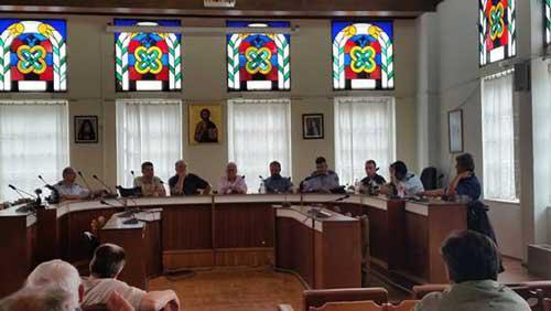 Σύσκεψη για την πυροπροστασίας στο Δήμο Βοΐου