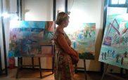 Άνοιξε τις πύλες της η έκθεση ζωγραφικής ενηλίκων του Εικαστικού Εργαστηρίου