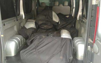Δύο συλλήψεις για διακίνηση 304 κιλών ακατέργαστης κάνναβης κρυμμένη σε φορτηγό