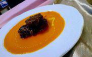 Μοσχαρίσιο διάφραγμα με ψητή σάλτσα ντομάτας… του Σέφ Γιώργου Καλογερίδη