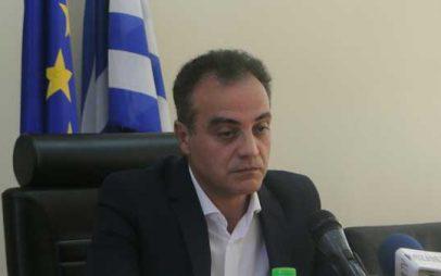 Αίτημα υποστήριξης μέσω του Ταμείου Αλληλεγγύης της Ε.E., στην πληγείσα περιοχή των Αναργύρων έστειλε ο Περιφερειάρχης Δ.Μακεδονίας στην αρμόδια Επίτροπο Κορίνα Κρέτσου