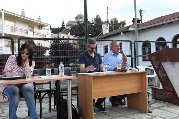 Λαϊκή συνέλευση Δήμου Κοζάνης: Προχωράει το έργο του δρόμου της Αηλιόστρατας