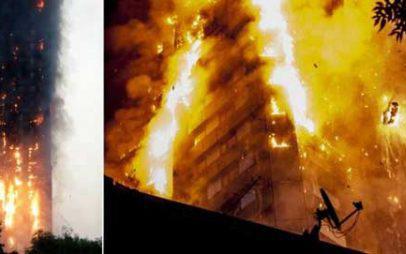 Λονδίνο: Εξι νεκροί στον φλεγόμενο πύργο -Φόβοι για δεκάδες θύματα