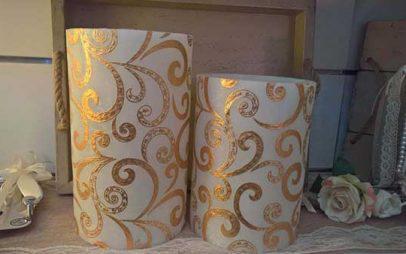 Η προσφορά του prlogos.gr: Διακοσμητικά κεριά από το Νυφικό σαλόνι